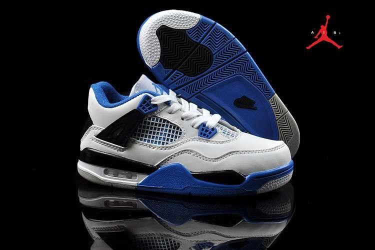 best sneakers 78649 32903 Replica AIR JORDAN 4 Shoes Kids Best Quality 01