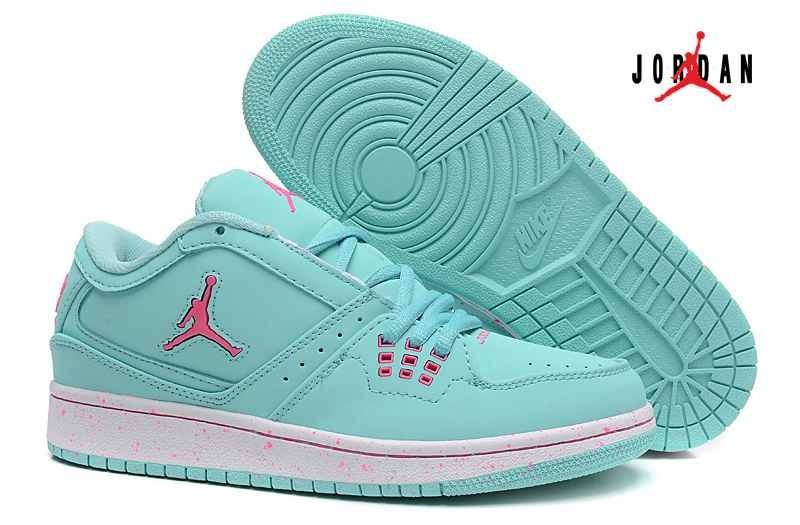 more photos 9c7a5 b685a Cheap Air Jordan 1 Women s Retro Shoes Acid Blue Pink