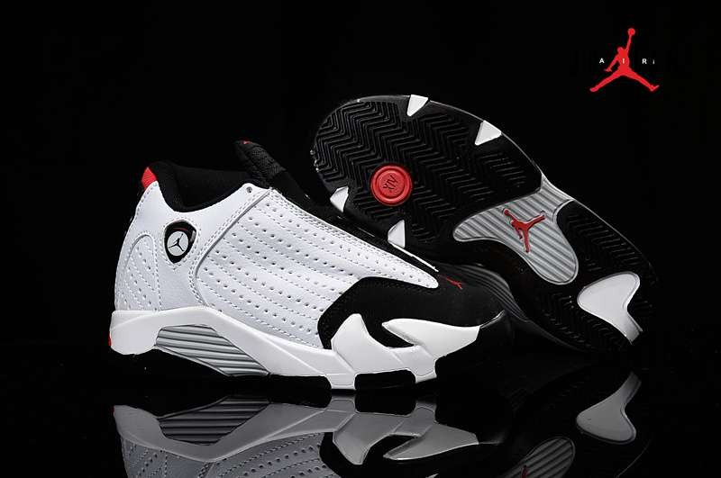 hot sale online c3ceb 04d61 Wholesale Air Jordan 14 Ferrari Shoes Retro Kids 05