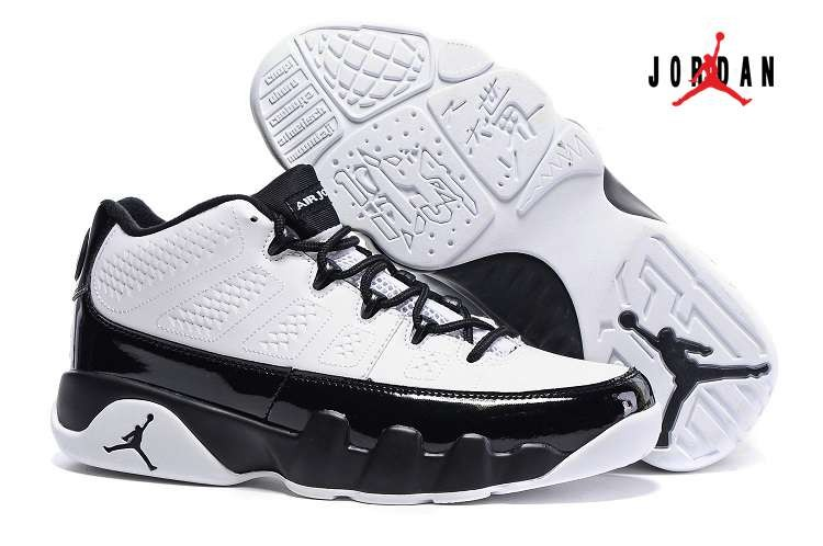 best sneakers 3bdaf 14a9c Cheap Air Jordan 9 Shoes Retro Low Men Good Imitation 02