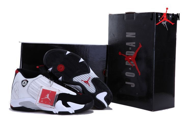 the latest 9e9d7 6c4d4 Air Jordan 14 (XIV) Retro White Black Varsity Red   Air Jordan XIV