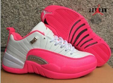 newest 0a912 58558 Women Air Jordan 13 White Pink   Air Jordan XIII