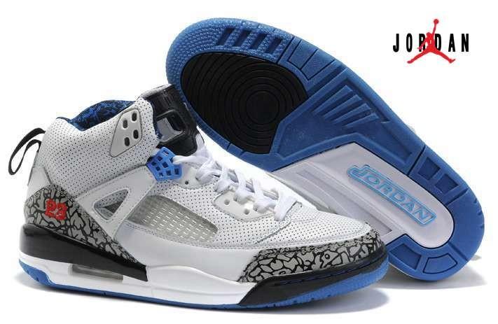 99d8e893a02e Women Air Jordans 3.5 White Black Blue