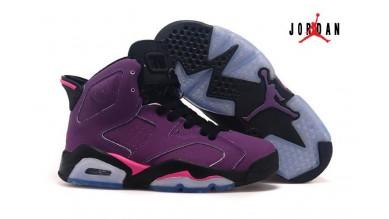 2aada75b06f0c Cheap Wholesale Shoes Air Jordan 6 Retro Grape