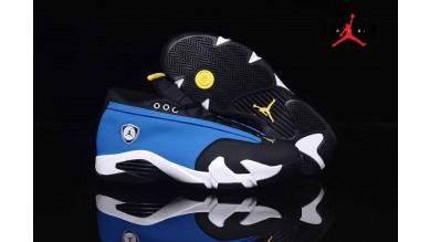 4b4087bc8144 Cheap Wholesale Shoes Air Jordan 14 Ferrari Blue