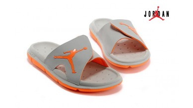 96f18c421 Air Jordan RCVR Slide Select Sandals Grey   Orange