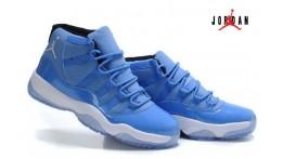 light blue jordans 11
